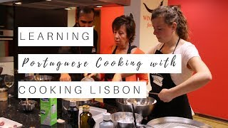 Learning to Cook Portuguese Cuisine with Cooking Lisbon