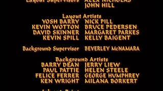 Aladin 2 end credits