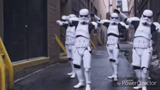 Master And Servant by Depeche Mode (Star Wars Dancers)