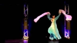 watersleeve dance Jia Ren Qu Mac show Penn State