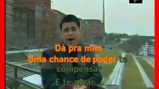 VIDEO KARAOKE ZEZÉ DE CAMARGO E LUCIANO (PART WILLIE NELSON) EU SÓ PENSO EM VOCÊ