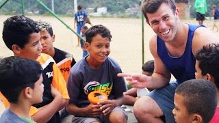 Brodie Smith: Portuguese Lessons