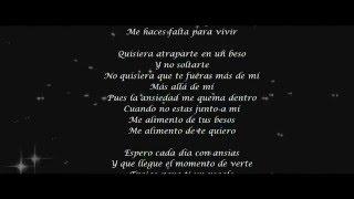 Espero Con Ansias - Remmy Valenzuela letra