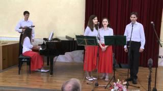 Isus najveće ime - Sabina, Elena, Daniel