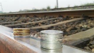 Train vs  Coin test