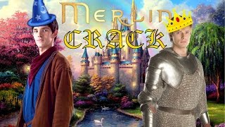 "Merlin Crack #1 ""I'M ON A BOAT!!"""