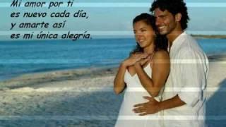 Mi amor por ti... Marisela y Álvaro Torres