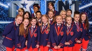 Nu Sxool - Britain's Got Talent 2012 Final - UK version