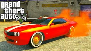 GTA 5 - Bravado Gauntlet Full Customization Paint Job Guide