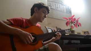Vermelho - Marcelo Camelo (Cover)