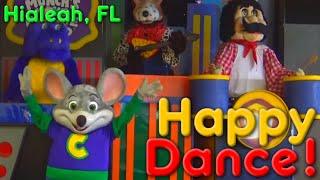 Chuck E's Happy Dance - Hialeah, FL