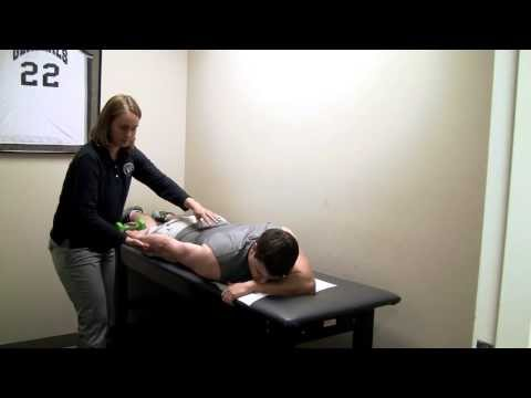 Rotator cuff exercises - stage two