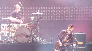 Arctic Monkeys - Black Treacle live @O2 Arena, Londres - 29.10.2011