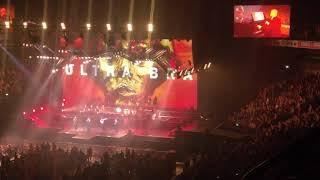 Ultra Bra - Savanni nukahtaa - Hartwall Arena, Helsinki 15.12.2017