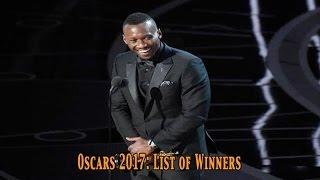 Oscars 2017  'Moonlight' wins best picture in a wild ending: NewspointTv
