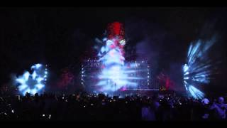 Brennan Heart & Jonathan Mendelsohn - Imaginary LIVE @ Defqon.1 Australia 2013 HD
