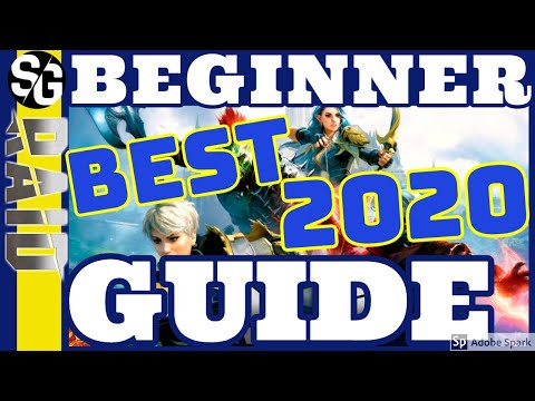 RAID SHADOW LEGENDS | BEGINNER GUIDE 2020 | EASY PROGRESSION