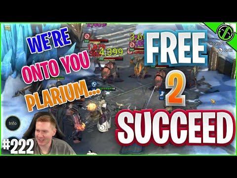 Is Plarium Just An Evil Genius?? | Free 2 Succeed - EPISODE 222
