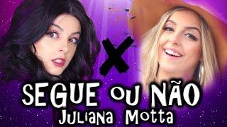 Sim Ou Não - Anitta Paródia Segue Ou Não #VEDA1 | Juliana Motta