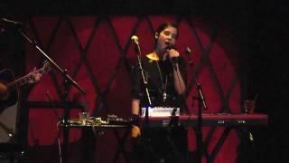 Ximena Sariñana Live @ Rokwood Music Hall - Huellas