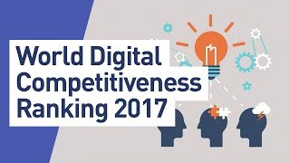Digital Competitiveness Ranking