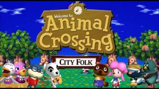 Animal Crossing City Folk OST '2 AM (Rain)'