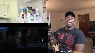 """Suicide Squad Extended Cut """"Harley Chases Joker on Motorcycle"""" REACTION!!!"""
