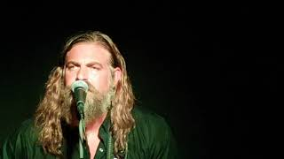The White Buffalo - The whistler (live at Twang, Stockholm)
