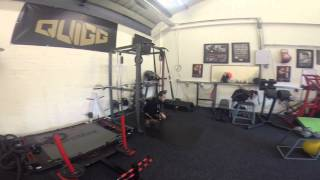 Scott Quigg Training Camp 2015