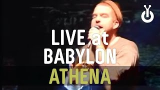 Athena - Diyemedim I Unplugged I Babylon Performance