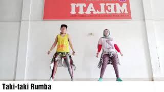 "Zumba dance ""Taki Taki Rumba"""