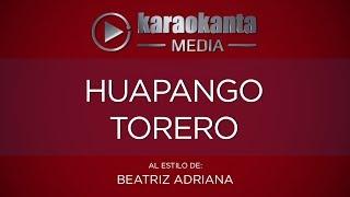 Karaokanta - Beatriz Adriana - Huapango torero
