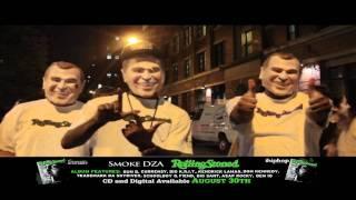 Smoke Dza (Behind the Scene) - Marley and Me Performance (Live NYC)