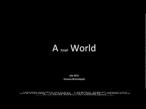 A Small World  (Teaser 2)