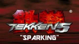SPARKING (Tekken 5 Opening Part 2) - Tom Leonard, Jeff Pescetto