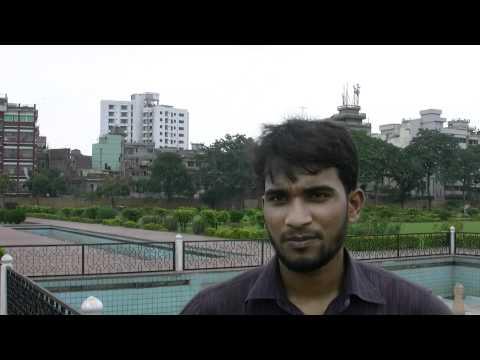 アキーラさん市内散策19!バングラデシュ人と国際交流!Dahka,Bangladesh