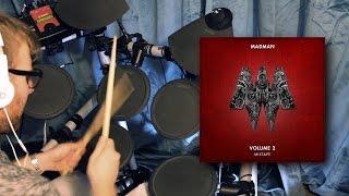 Madman - Veleno pt. 6 (ft. Gemitaiz) (DRUM COVER)
