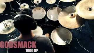 Godsmack 1000 Hp Drum Cover