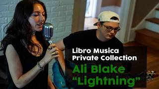 """PRIVATE COLLECTION: Ali Blake """"Lightning"""""""