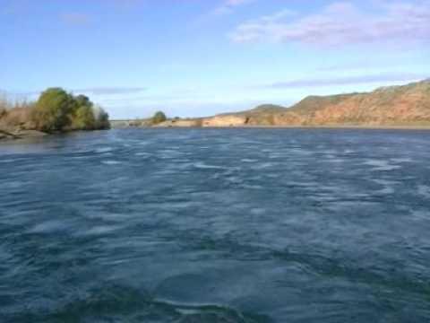 Viaje por Sudamerica di Giacomo Sanesi. Cipolletti (ARG). 00877 – rio negro 2
