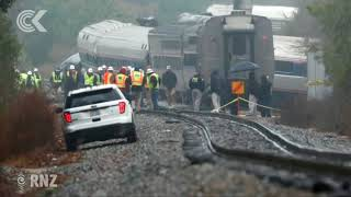 Train on wrong track at time of fatal collision