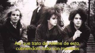 The Cure - Boys Don't Cry (Subtítulos español)
