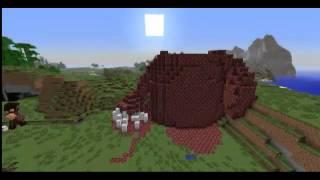 Minecraft Timelapse - The Demon Rises - Part 1