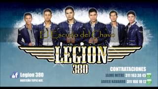 Escudo del Chavo - Legion 380 (CD En Vivo 2013)