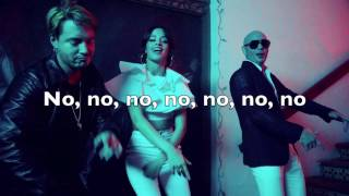 Pitbull & J Balvin - Hey Ma ft Camila Cabello (Spanish Version | Letra - English Translation)