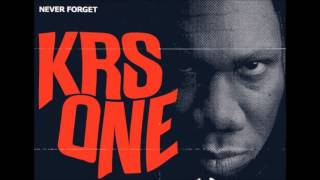 KRS One - They Are Taking Your Time