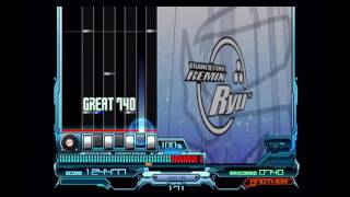 Beatmania IIDX 9th Style - Abyss -The Heavens Remix- [ANOTHER]