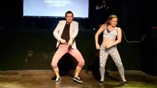 Armand & Liz Golden, Kizomba Australia @ Sydney Bailar Kizomba Festival 2017