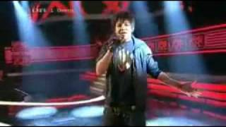 Mohamed Ali - Dirty Diana X Factor 2009