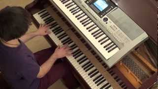 Arash & Sean Paul - She makes me go - piano & keyboard synth cover by LIVE DJ FLO